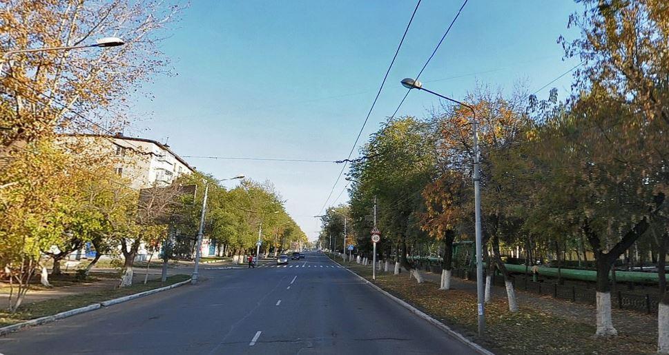 Проспекты Оренбурга