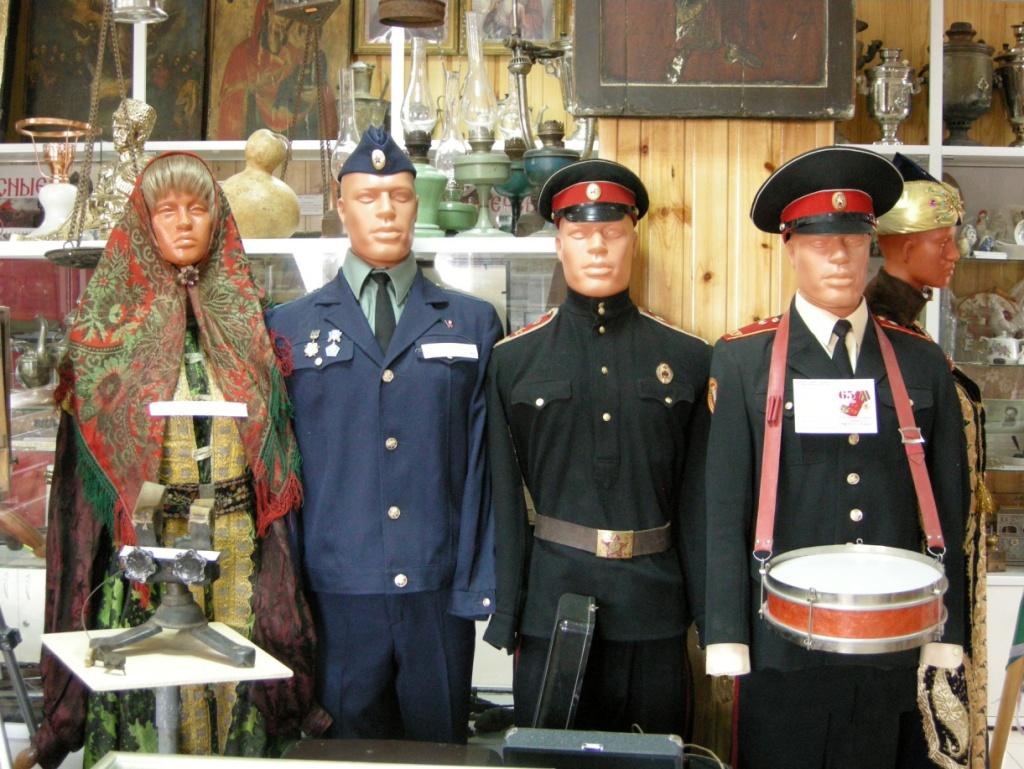 Музей оренбургского казачества