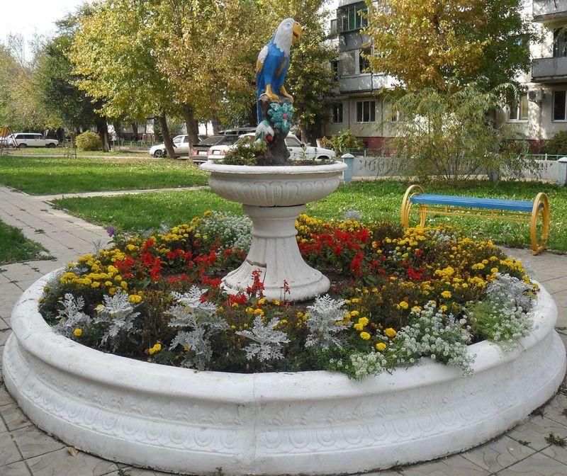Памятники на проспекте Дзержинского
