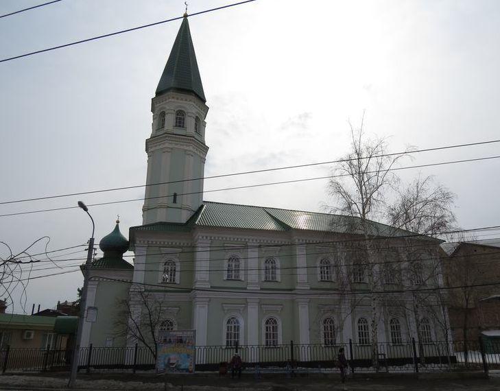 Мечеть Хусаиния, местная мусульманская религиозная организация