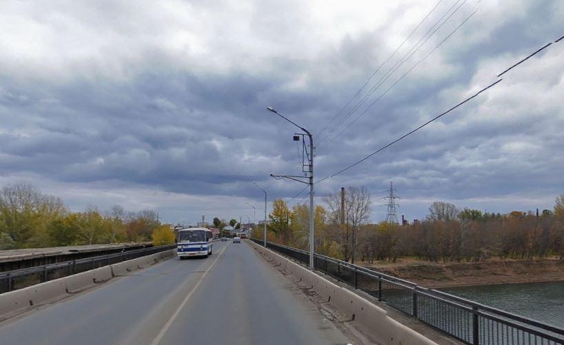 Мост через р. Сакмару