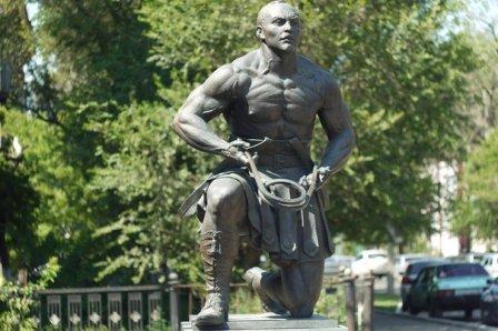 Памятник Александру Зассу