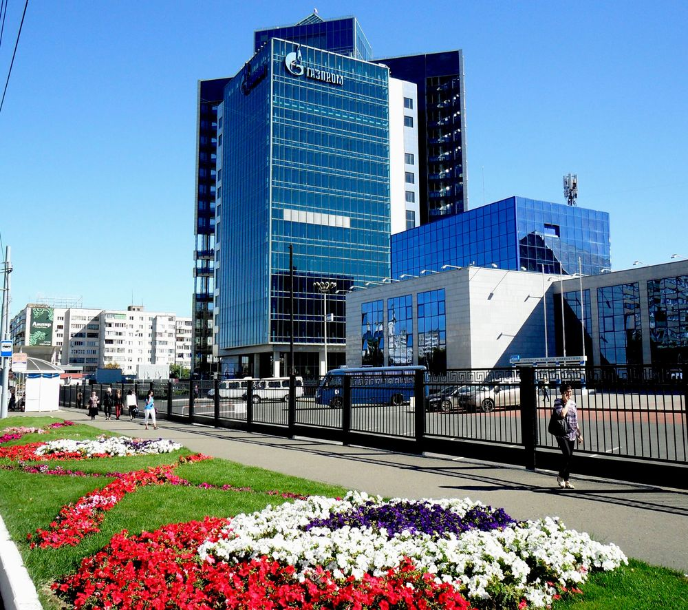 Цветущий Оренбург