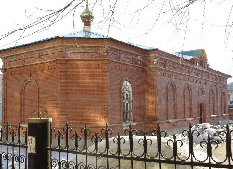 Храм во имя Знамения Пресвятой Богородицы Русской Православной Старообрядческой Церкви