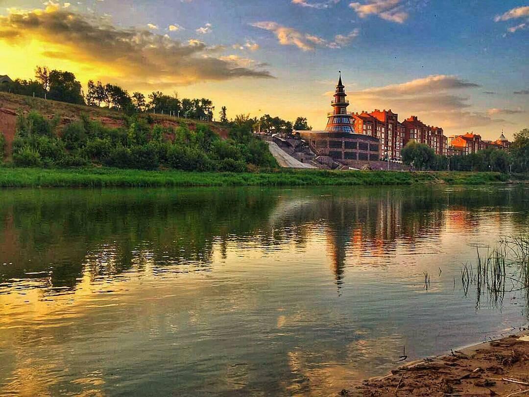 Фотографии оренбурга высокого качества